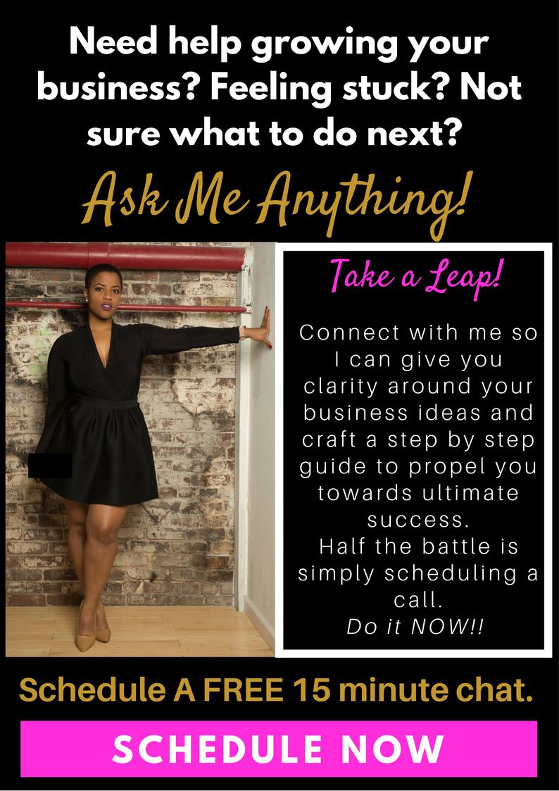 Ask Me Anything - Zipporah Monique
