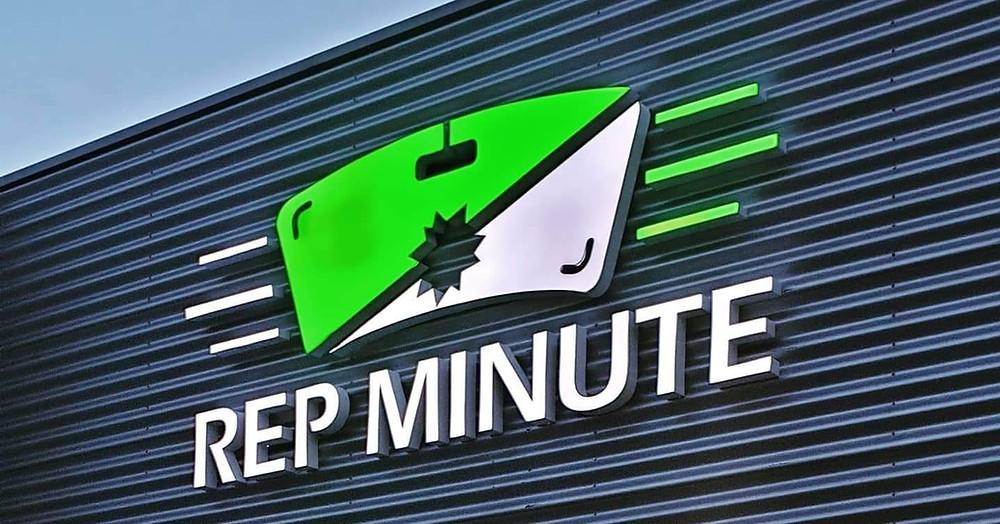 Rep Minute Geispolsheim enseigne