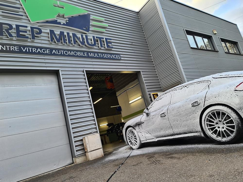 Rep Minute Geispolsheim lavage auto detailing