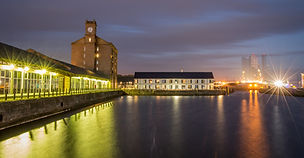 city quay in Dundee, Scotland.jpg