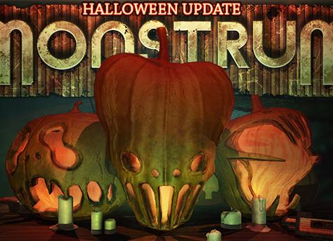 Monstrum v.1.3 – Oculus, Halloween and more!