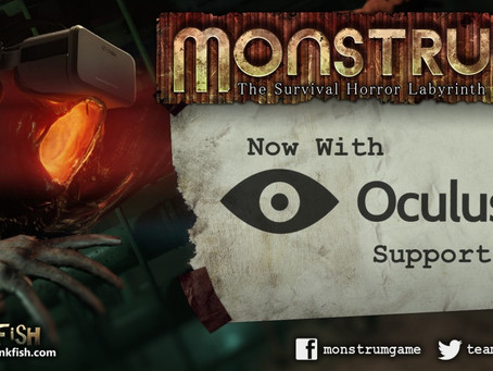 Monstrum Oculus Rift Build now live (sorta)!