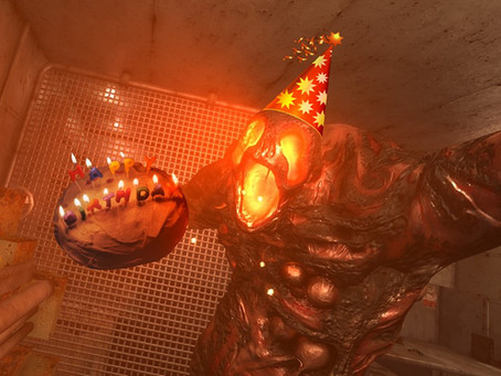 Monstrum Update V.1.4 – Birthday Update!