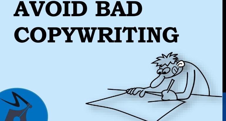 6 Common Copywriting Mistakes
