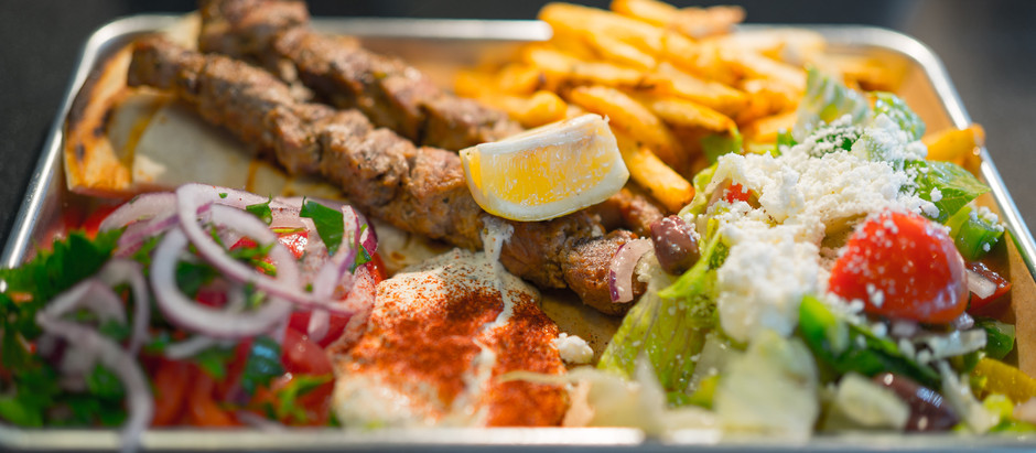10 Greek Street Food