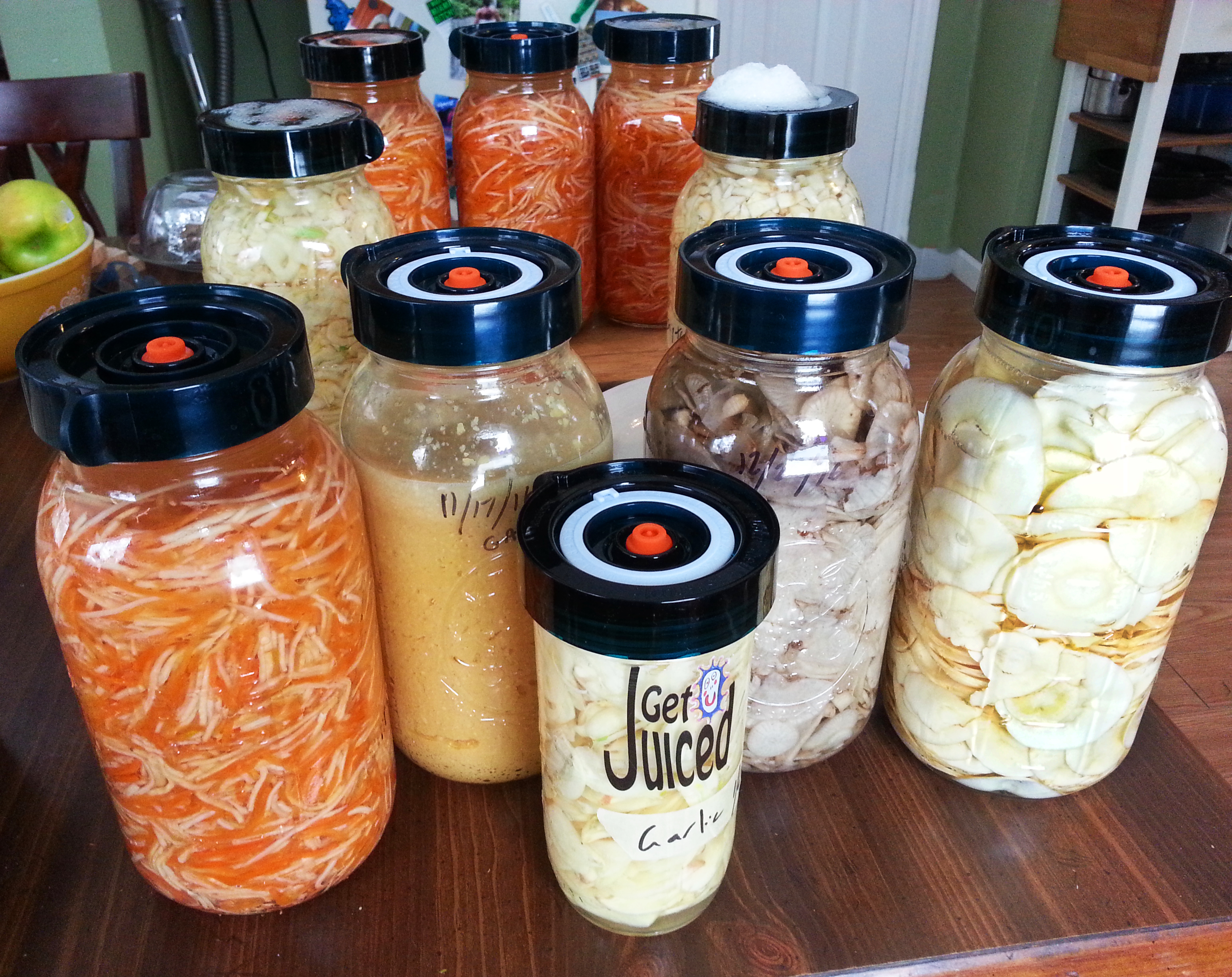 Winter Ferments