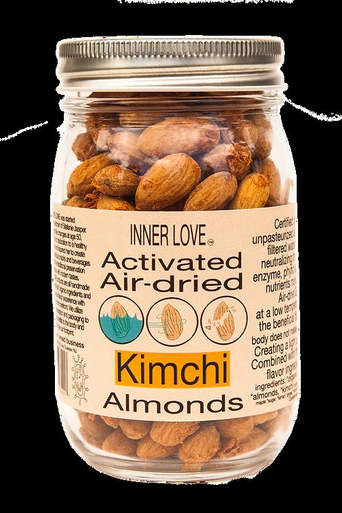 Kimchi Almonds
