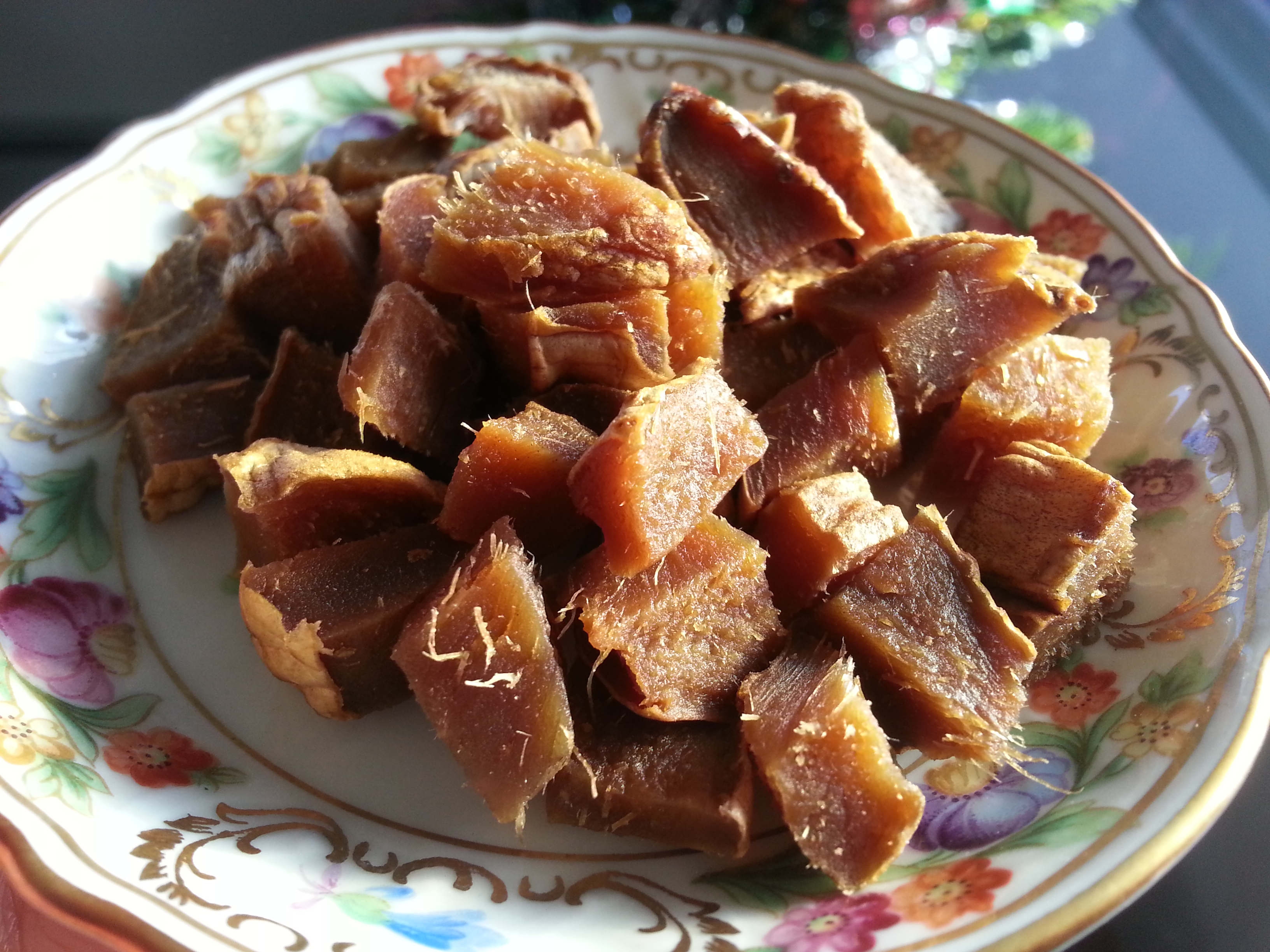 maple ginger candy