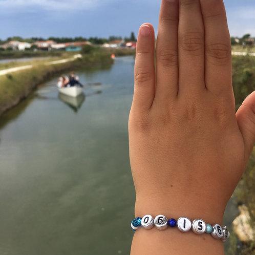Bracelet Enfant SOS téléphone