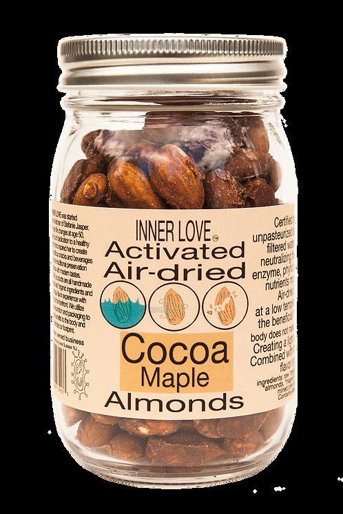 Cocoa Maple Almonds