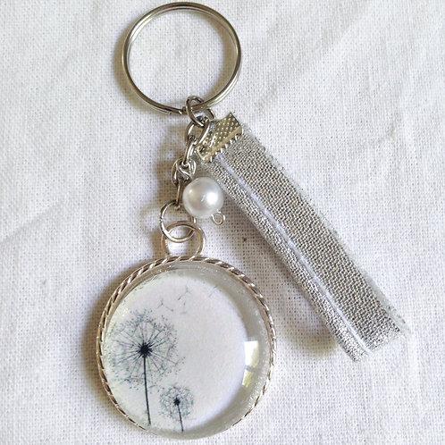 Porte clé Pissenlit