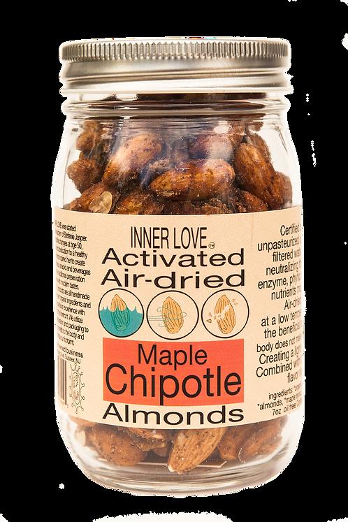 Chipotle Maple Almonds
