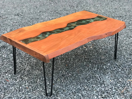 River Rock coffee table