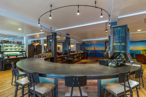San Fransisco Bay Coffee Bar, Kona HI