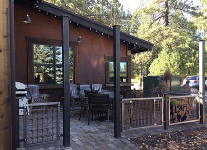 Truckee MWA Patio walls