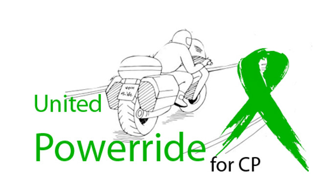THE UNITED POWER RIDE FOR CP