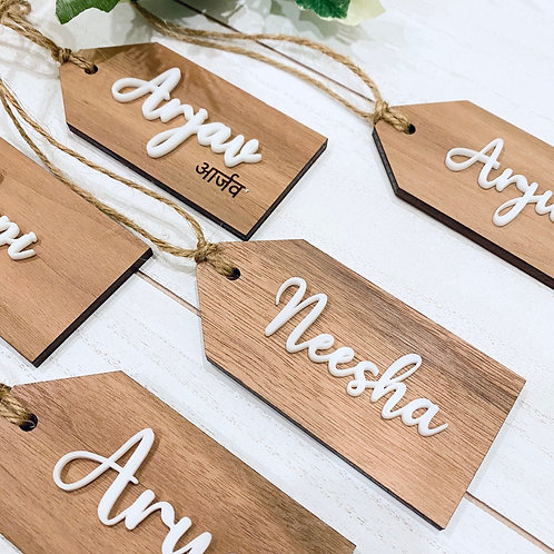Stocking tags/Gift tags