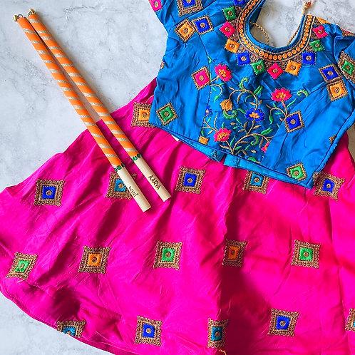 Personalized Dandiya Set