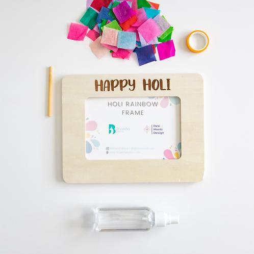 Holi Craft Box