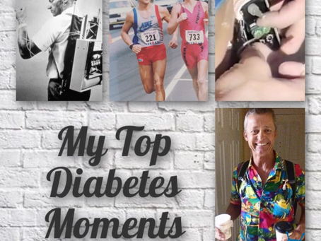 My Top Diabetes Moments
