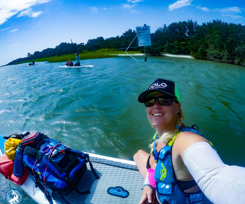 100-mile Stand Up Paddle