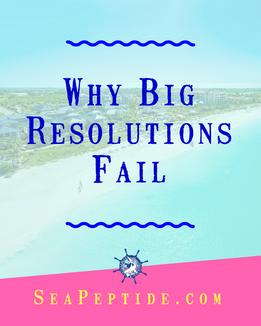 Why Big Resolutions Fail