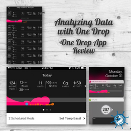 Analyzing Data With One Drop