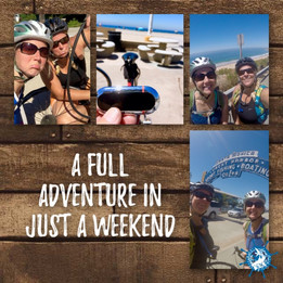 A Full Adventure in Just a Weekend