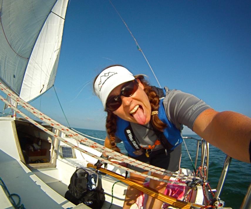 Florida Keys Solo Sail