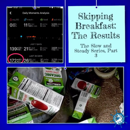 The Slow and Steady Series: Part 3 SKIPPING BREAKFAST: THE RESULTS