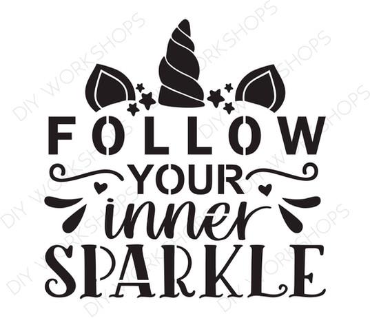 Follow Your Inner Sparkle