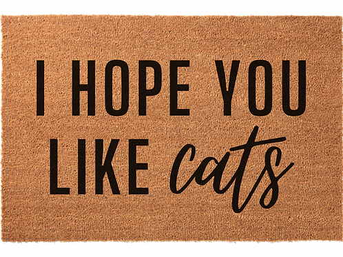 I Hope You Like Cats