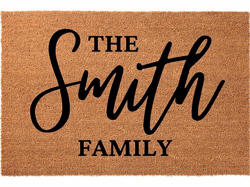 The Family Name