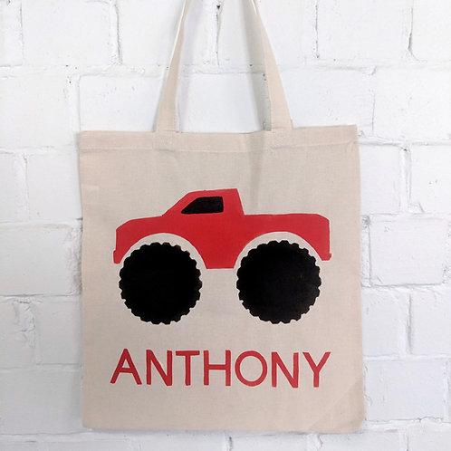 Tote Bag Kit- Design with Name