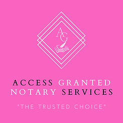 Access Granted Marriage Officians Logo.p