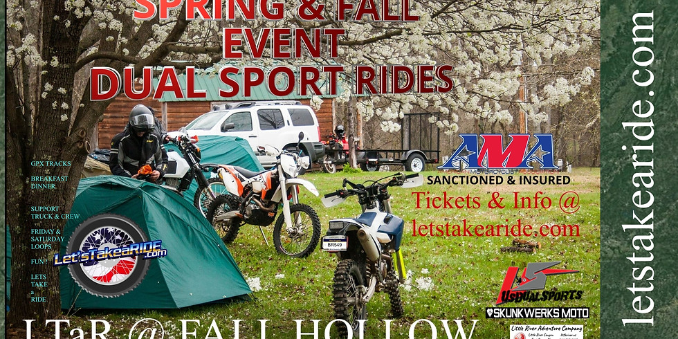Lets Take a Ride @ FALL HOLLOW