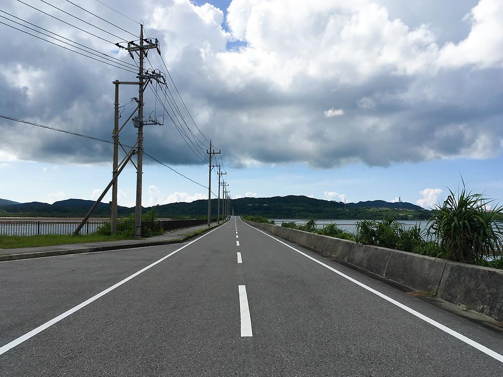 西表島 レンタカー ドライブ 絶景