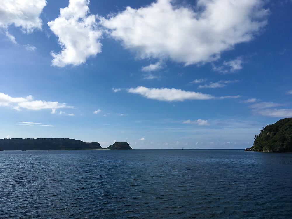 西表島 ドライブ レンタカー 絶景