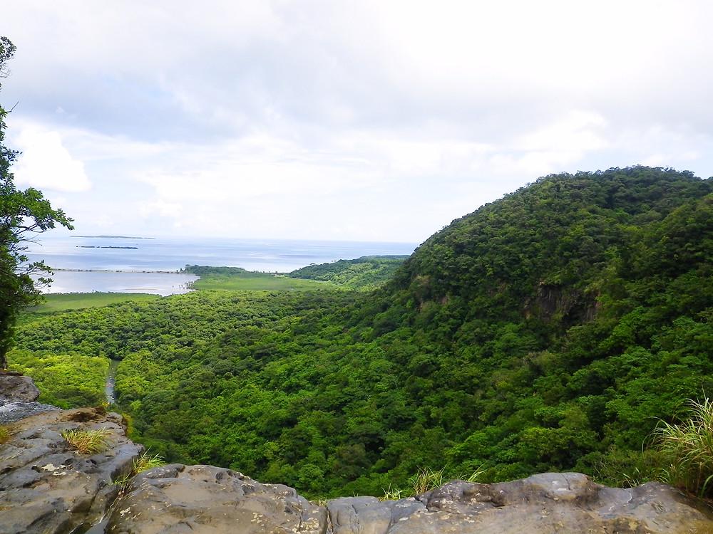 ピナイサーラの滝 トレッキングとカヌー