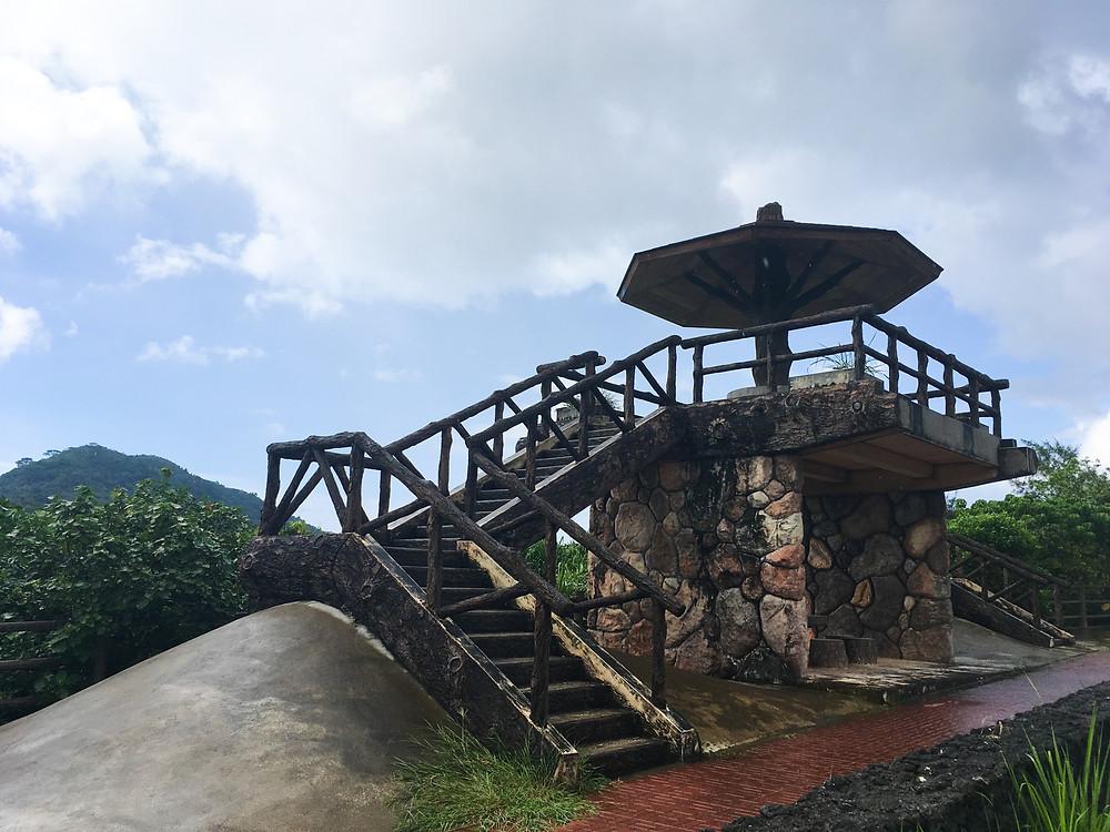 西表島 浦内川展望台