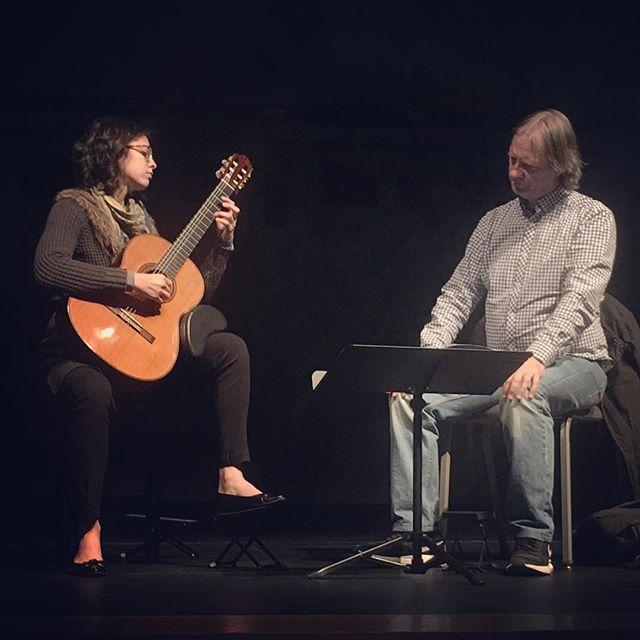 El maestro y yo #davidrussell