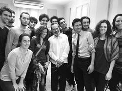 After our masterclass with Maestro Leo B