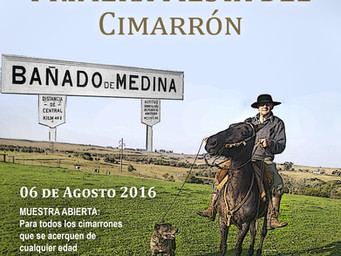 Primera fiesta del Cimarrón Uruguayo