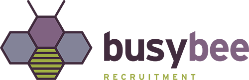 Busy Bee Recruitment Logo