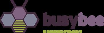 Busy Bee Recruitment Logo