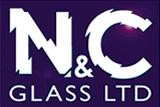 N and C Glass Ely Logo