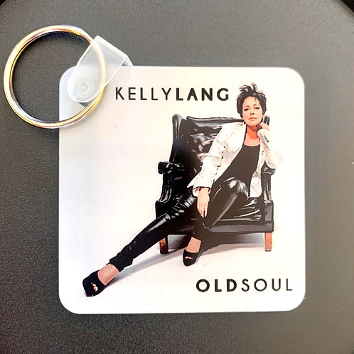 Kelly Lang Old Soul Key Chain