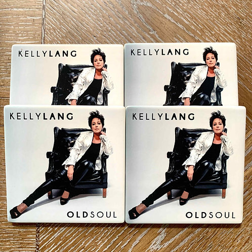 Kelly Lang Old Soul Coasters