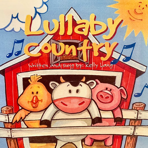Lullaby Country CD