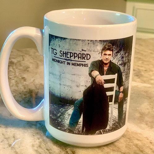 TG Sheppard Midnight In Memphis 15oz Mug